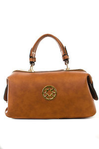Original Doctor Bag Style with Shoulder Strap Satchel Bag