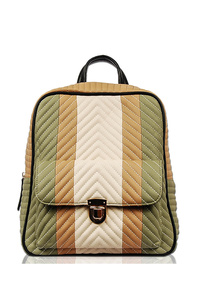Multi Color Front Clip On Backpack