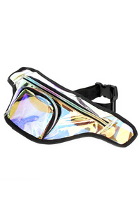 Hologram Fanny Pack With Front Pocket