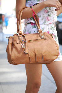 Classic High Quality with Shoulder Strap Satchel Handbag
