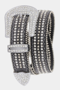 HIGH END DESIGNER SUPER QUALITY RHINESTONES BELT