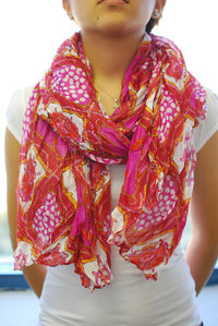 Fashion Trend Scarf Design Prepack 12 Pcs